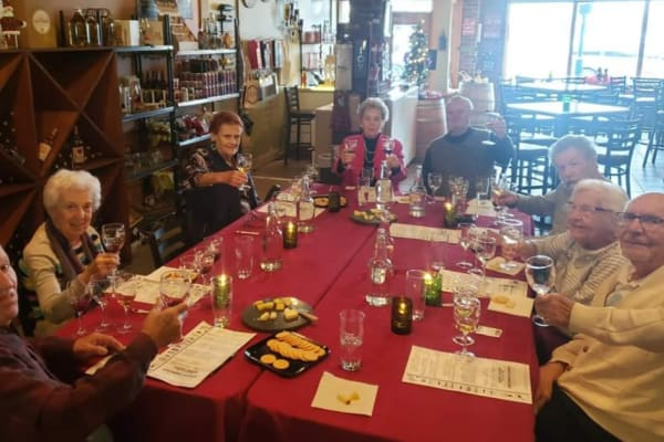 Fieldstone Winery - Wine and Cheese Pairing