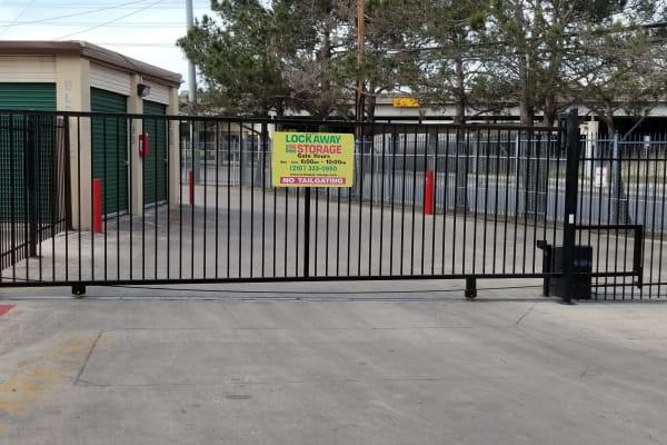 Exterior of Lockaway Storage in San Antonio, Texas