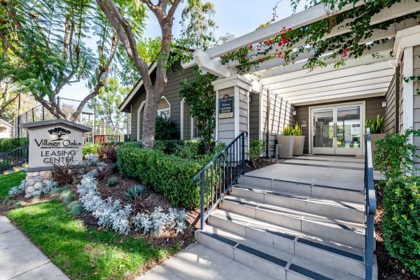 Enjoy the neighborhood at Village Oaks in Chino Hills