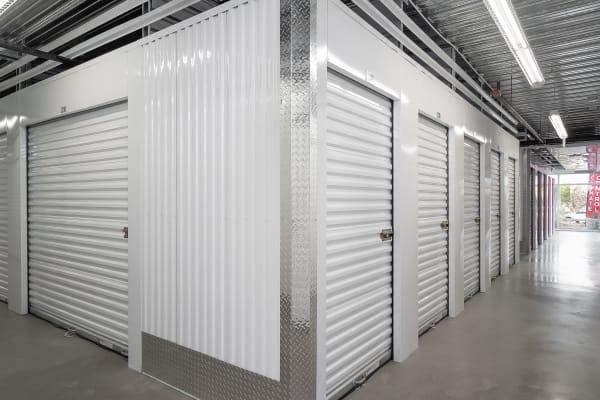 Indoor storage units available at StorQuest Self Storage in Vista, California