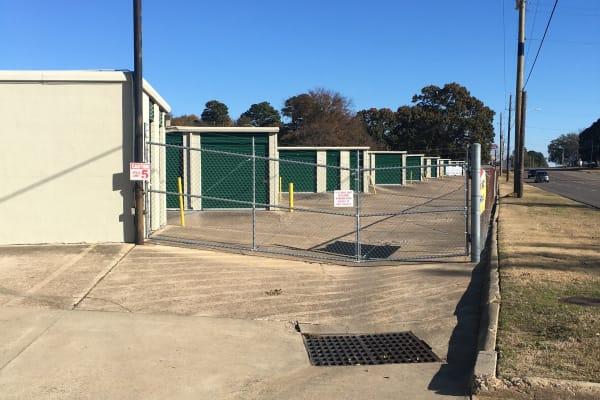 Self storage units for rent at Lockaway Storage in Texarkana, Texas