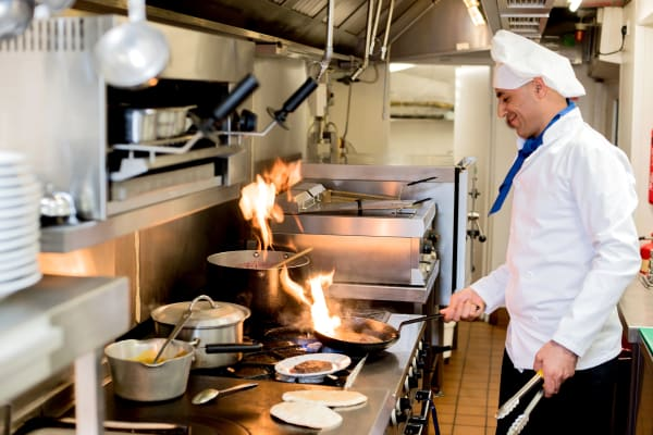 Our meals are made from scratch at Osprey Heights Gracious Retirement Living in Valrico, Florida