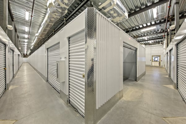 A variety of climate-controlled storage options at My Neighborhood Storage Center in Orlando, Florida