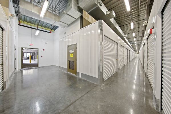 Climate-controlled storage units at My Neighborhood Storage Center in Windermere, Florida