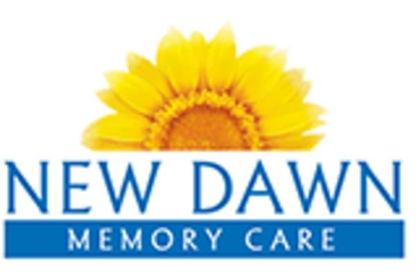 New Dawn Memory Care logo