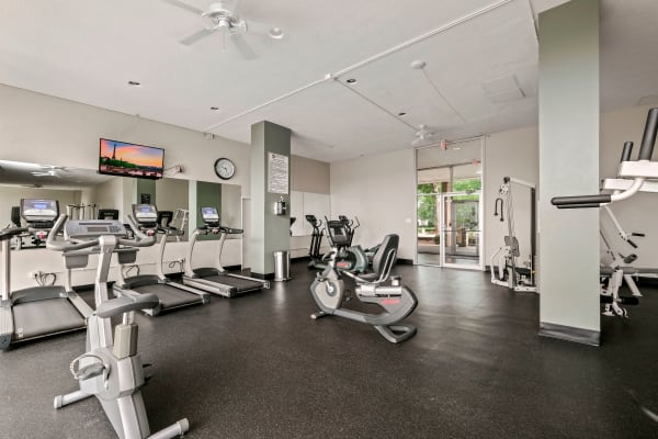 Fitness Center at Capitol Park Plaza & Twins in Washington