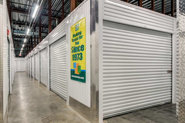 Bright Interior Units at Metro Self Storage in Monmouth Junction, NJ