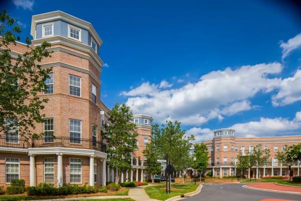 Enjoy the neighborhood at Worthington Apartments & Townhomes