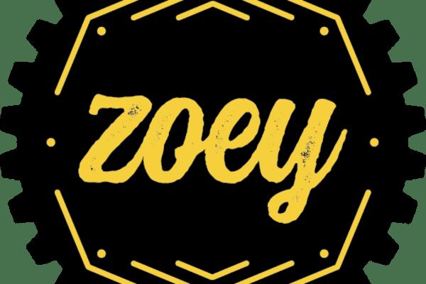 Zoey aside logo in Austin, Texas