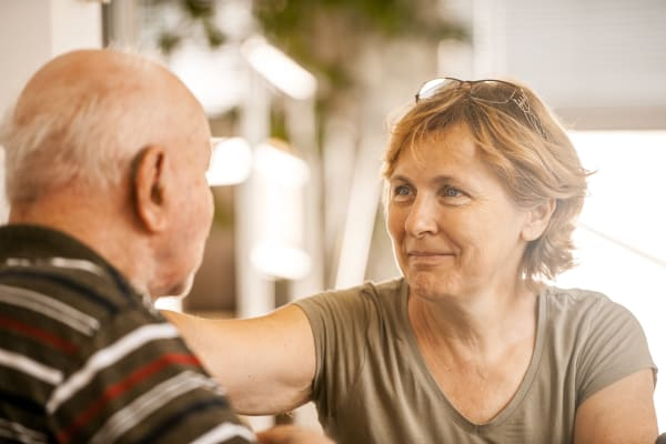 memory care services at Mountain Meadows Senior Living Campus in Leavenworth, WA