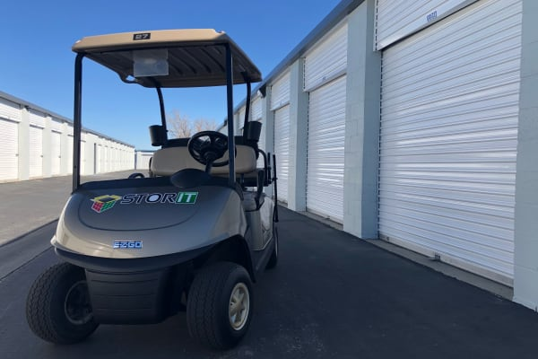 Features at Stor It Self Storage in Palmdale, California