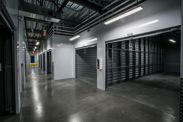 Indoor storage at Golden State Storage - Blue Diamond in Las Vegas, Nevada