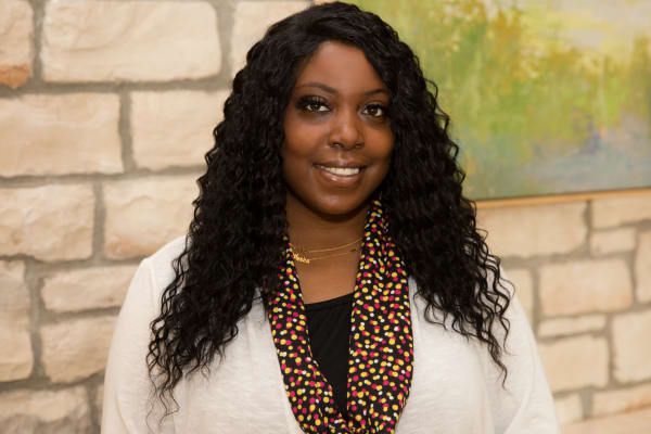 Domeeka Holmes - Life Enrichment Director of  Assisted Living and Memory Care