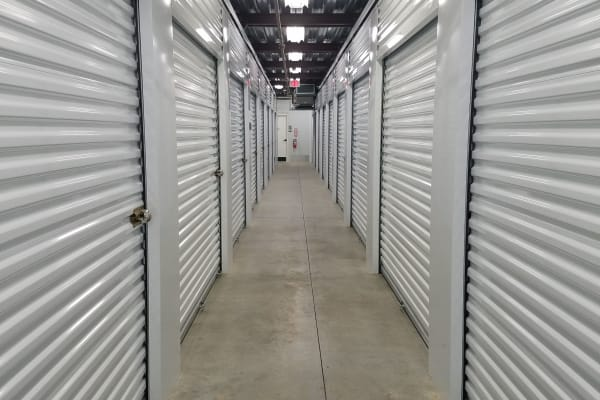 Climate controlled storage units at Mini Storage Depot in Murfreesboro, Tennessee
