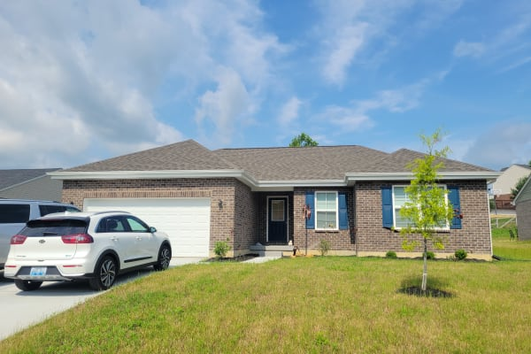 Single-level home in Ft. Wright, Kentucky