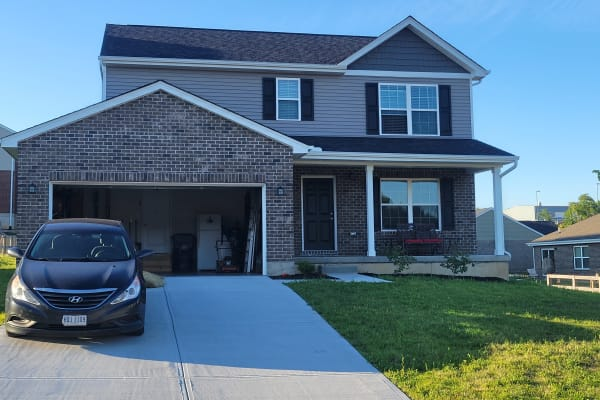 Two-story home with two-car garage in Ft. Wright,