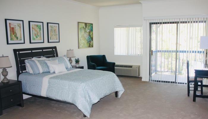 1 bedroom apartmetn The Villas by Regency Park in Pasadena, California