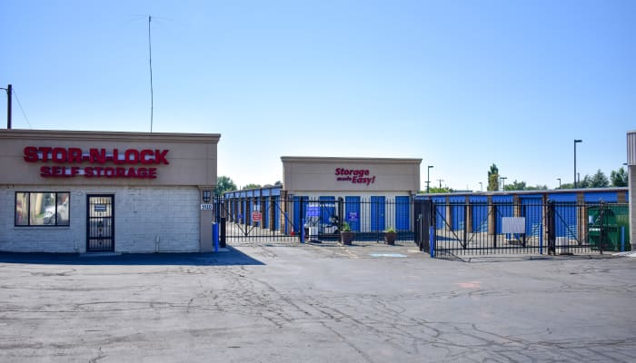 One of the many STOR-N-LOCK Self Storage locations