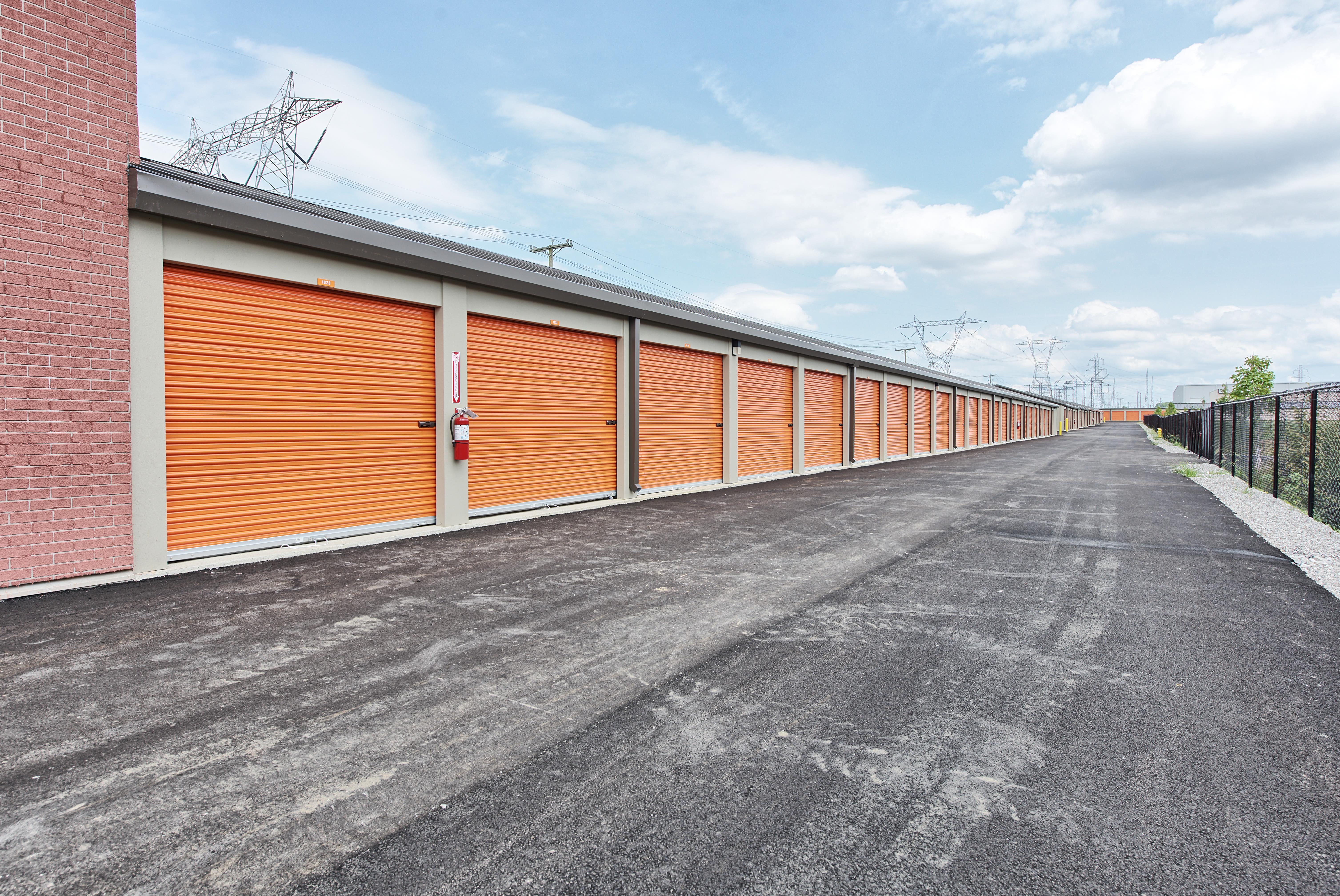 Car storage at Orange Self Storage is available