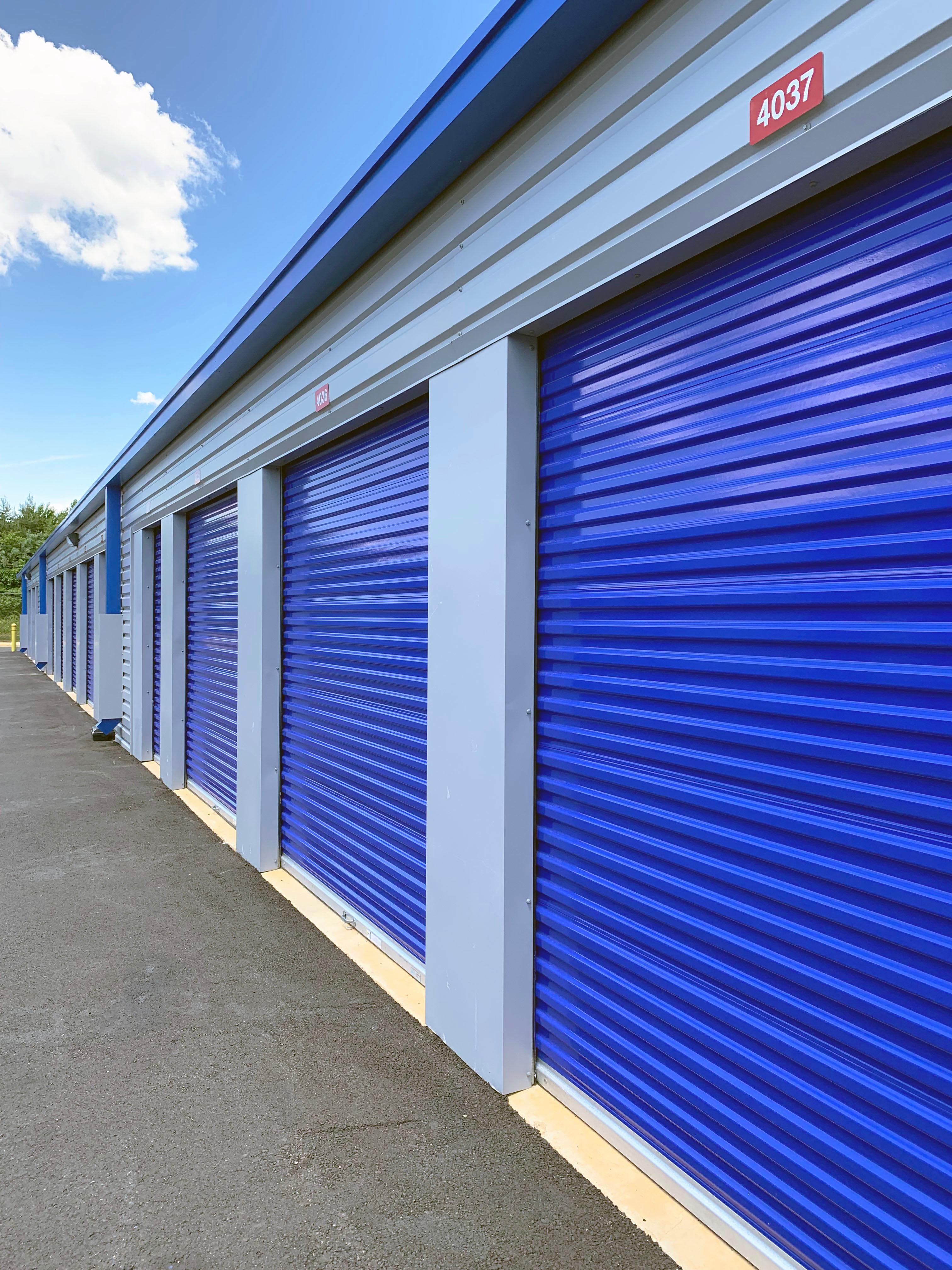 Self Storage Plus in Fredericksburg, Virginia storage features
