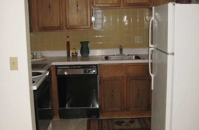 Security Manor offers a kitchen in Westfield, MA