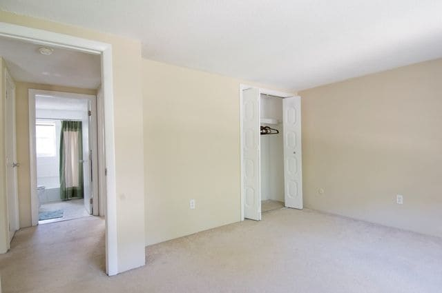 Bedroom at Talbot Woods Apartments in Middleboro, MA