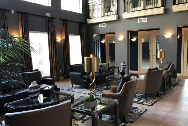 Clubhouse at The Abbey on Lake Wyndemere in The Woodlands