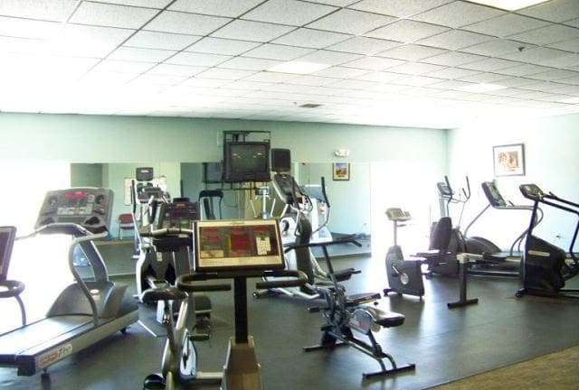 Our apartments in Manchester, NH offer a fitness center
