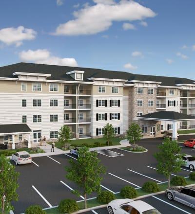 SW O'Fallon, IL Senior Living | Keystone Place at Richland ...