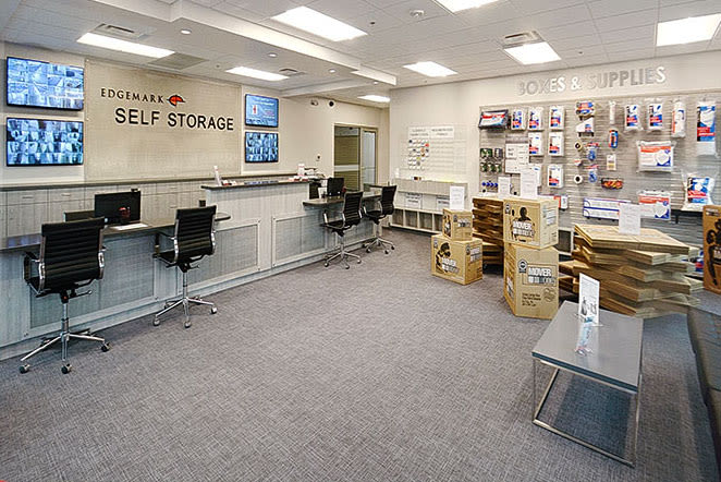 Packing and moving supplies for sale at Edgemark Self Storage - Arvada in Arvada, Colorado