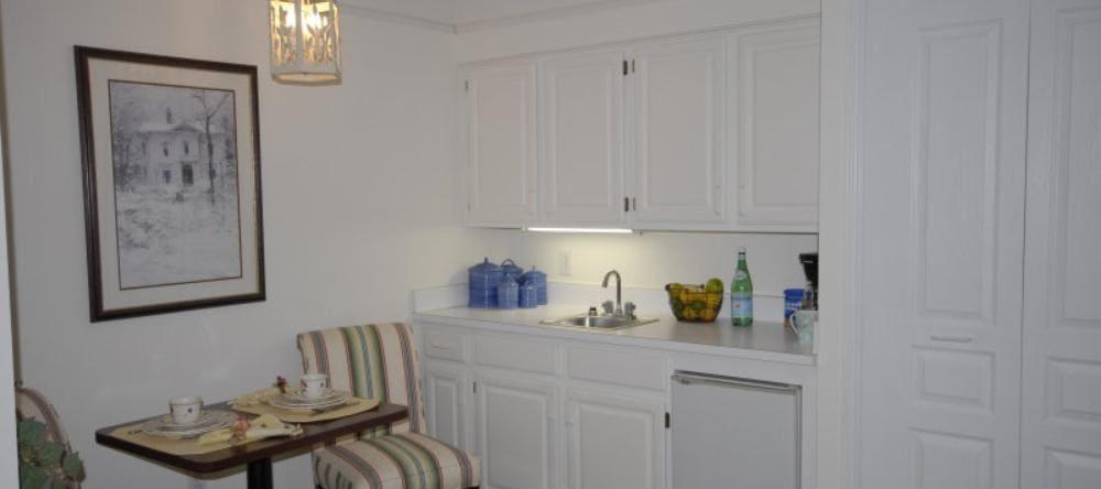 Private living space at Waltonwood Royal Oak assisted living facility