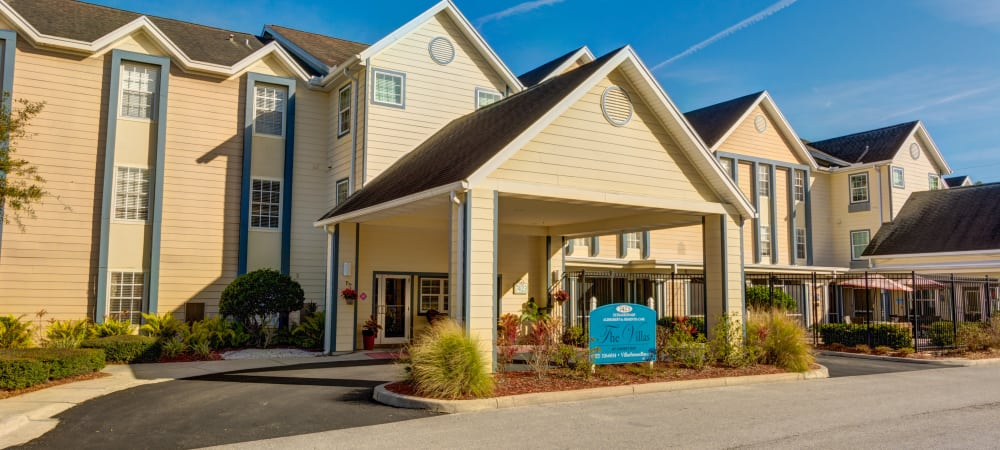The Villas at Sunset Bay  offers Assisted Living and Memory Care