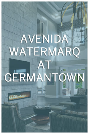 Watermarq at Germantown custom photo card