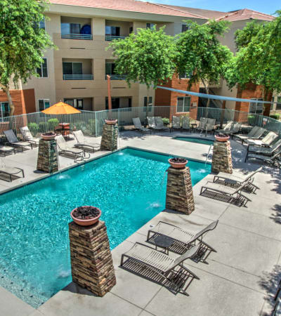 View the Amenities at Sage Luxury Apartment Homes in Phoenix, Arizona