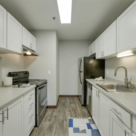 Floor Plans at Bridge Creek Apartments