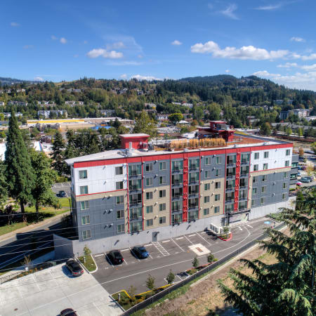 Neighborhood information for Tria Apartments in Newcastle, Washington