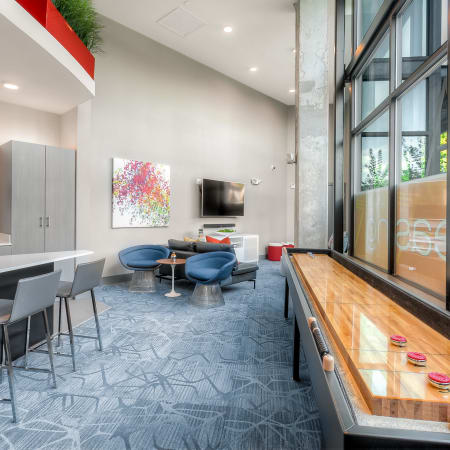 More amenities at Tria Apartments in Newcastle, Washington
