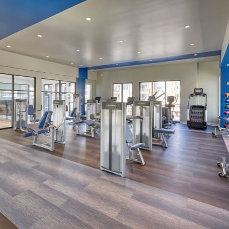 View community and unit amenities at Elevate in Englewood, Colorado