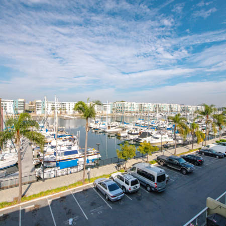 View the neighborhood information for Harborside Marina Bay Apartments in Marina del Rey, California