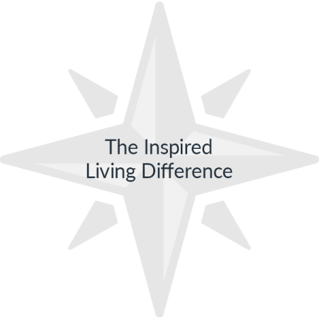 learn more about the inspired living difference at Inspired Living