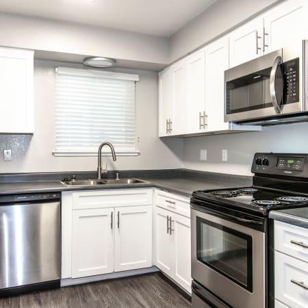 Floor Plans at Bennington Apartments