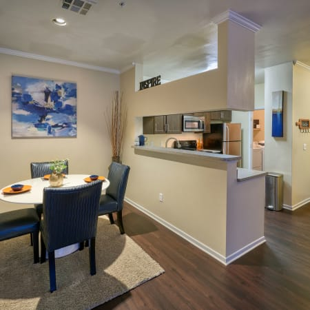 Floor plans at Hawthorne Hill Apartments in Thornton, Colorado