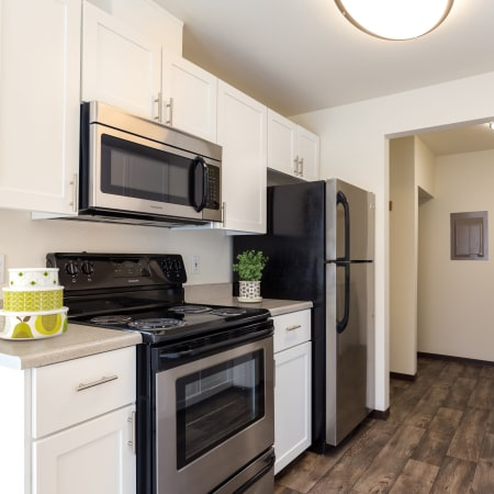 View floor plans at Renaissance at 29th Apartments in Vancouver, Washington