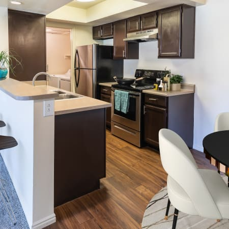 Floor plans at Shadowbrook Apartments in West Valley City
