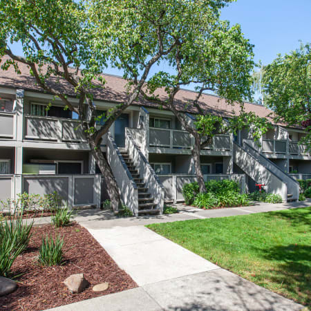 Neighborhood information for The Timbers Apartments in Hayward, California