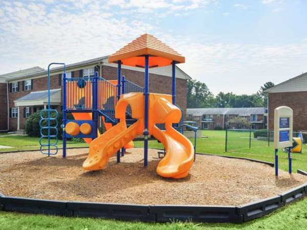 Enjoy Apartments with a Playground at Longview Apartment Homes in Wilmington, Delaware
