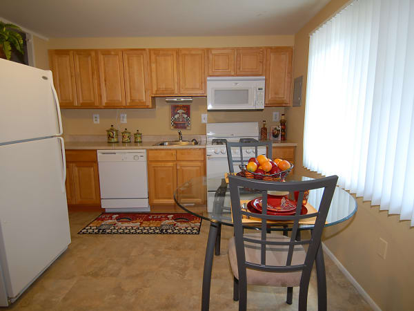 Our apartments in Baltimore, Maryland offer a kitchen