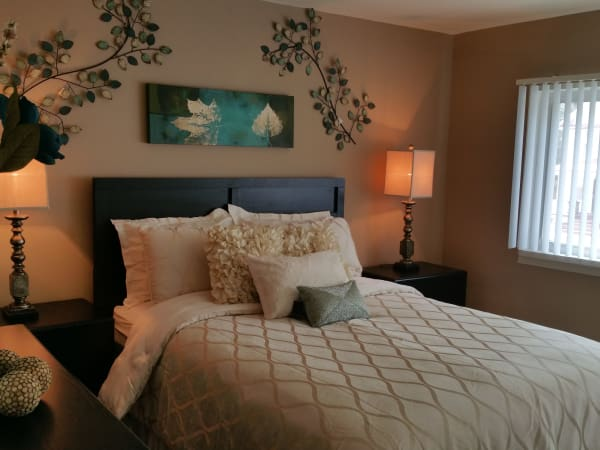 Our apartments in Baltimore, Maryland offer a bedroom