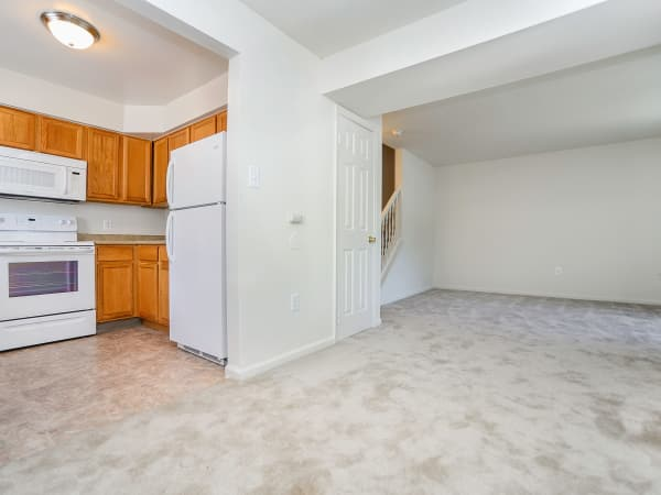 Enjoy apartments with a spacious kitchen at Seagrass Cove Apartment Homes
