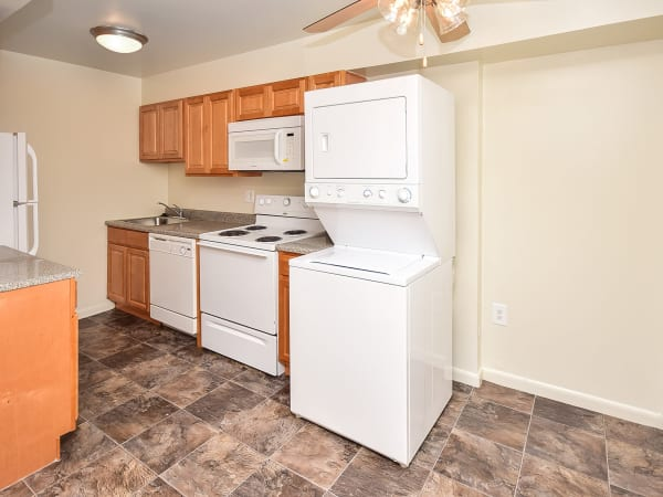 Our apartments in Somerdale, New Jersey offer a kitchen
